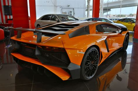 Price Of Lamborghini Aventador In Dubai Lamborghini Aventador Lp 750 4 Superveloce For Sale In