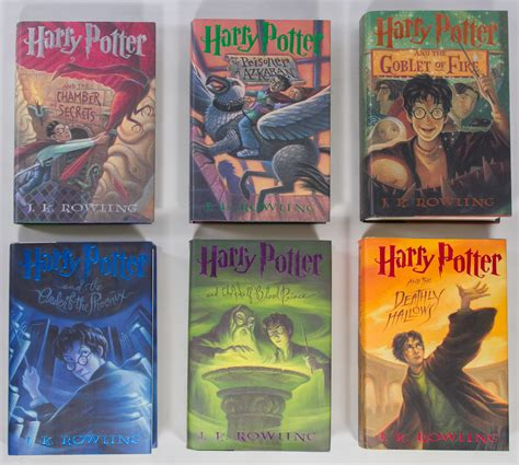 axioms 1st edition books edition harry potter book assortment leonard auction