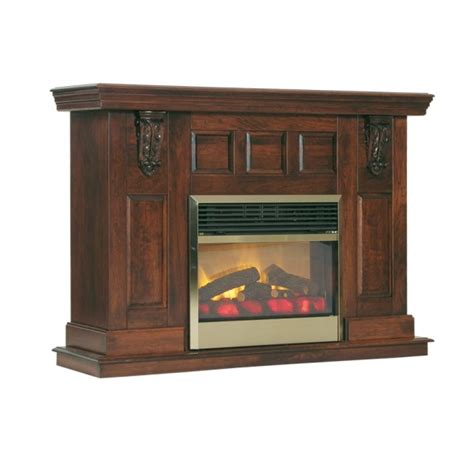 Legacy Amish Handcraft Furniture - legacy fireplace mantel amish handcrafted solid