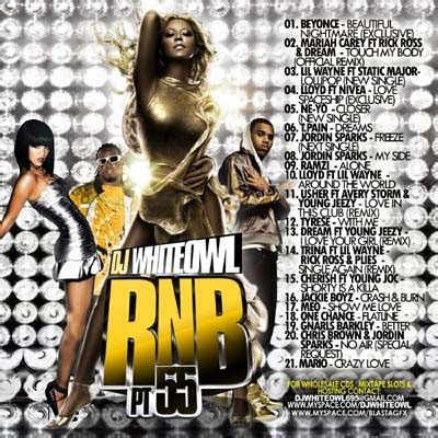 Rnb Dj Detox 08 Pt 1 Usher Lil Wayne Ginuwine by R B Part 55 Dj White Owl