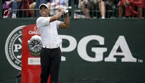 How Much Money Did Tiger Woods Win Today - hurting tiger woods fails to make cut at pga chionship usa today sports wire