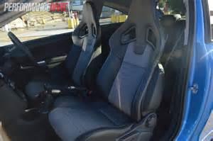 Vauxhall Corsa Seats 2013 Opel Corsa Opc Recaro Seats