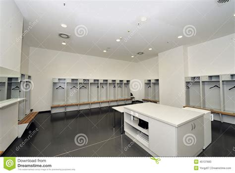 arena room dressing room editorial stock photo image 45137683
