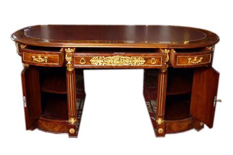 ornate desk regent antiques desks and writing tables gorgeous