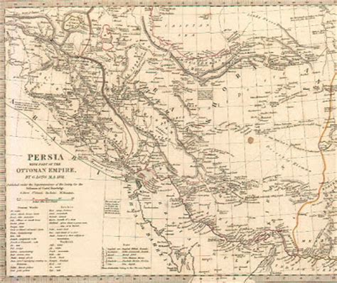 was persia part of the ottoman empire arteshe iran persian military history maps of the