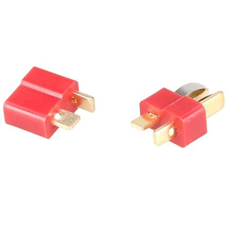 New T Connector Dean Style 1 Pairs 10pair lot with tracking number new deans style t t connector golden t t