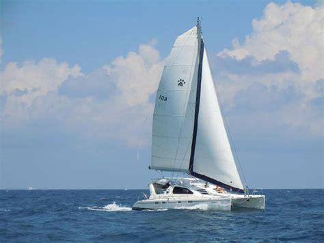 catamaran leopard a vendre achat vente catamarans occasion multicoques mag