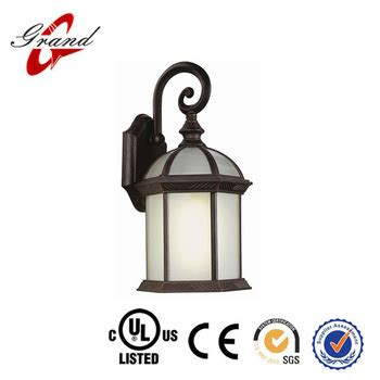 Decorative Outdoor Led Wall Lights - decorative solar led outdoor wall light buy solar led