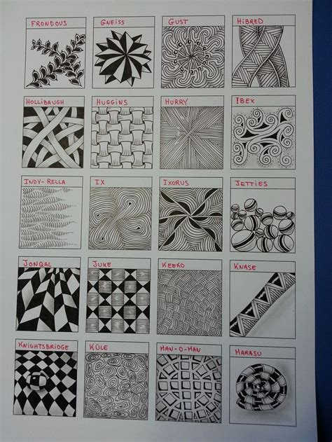 zentangle pattern wadical zentangle worksheet gift ideas pinterest coloring