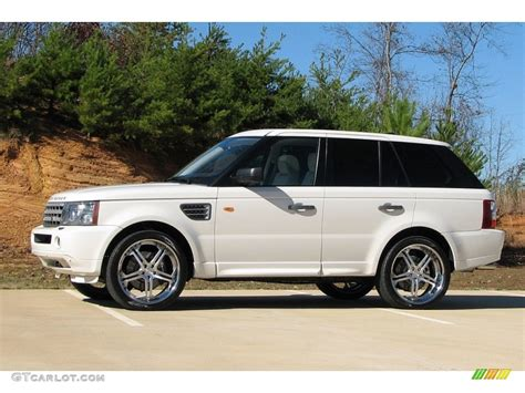 land rover supercharged white alaska white 2008 land rover 2008 alaska white land