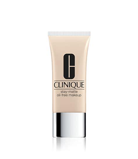 Clinique Di Counter stay matte free makeup clinique