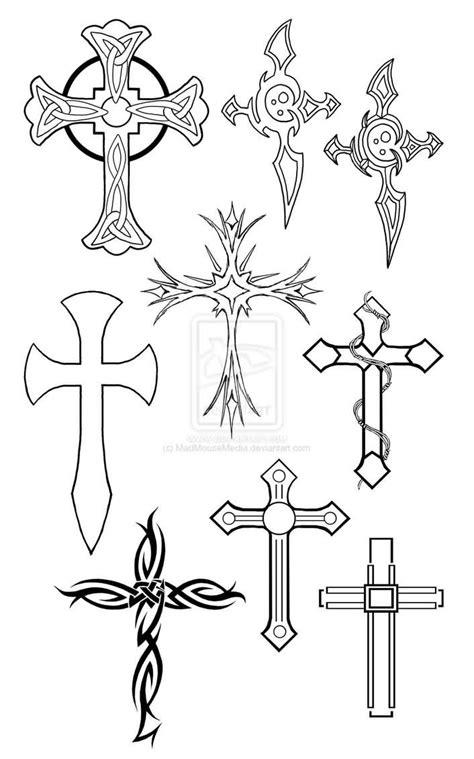 cool cross tattoo ideas cross images designs