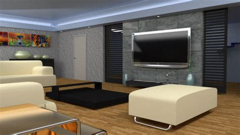 interior design   model ds obj blend fbx freed