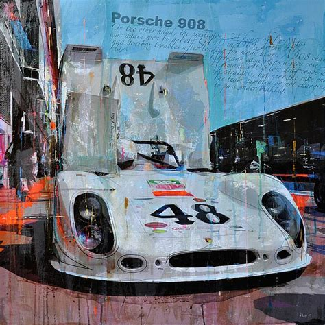 porsche garage art 27 best markus haub images on pinterest automotive art