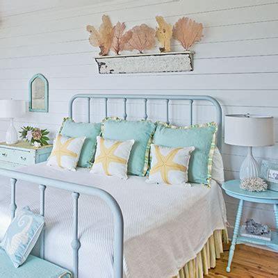 Beachy Room Decor Coastal Pastels 100 Comfy Cottage Rooms Coastal Living