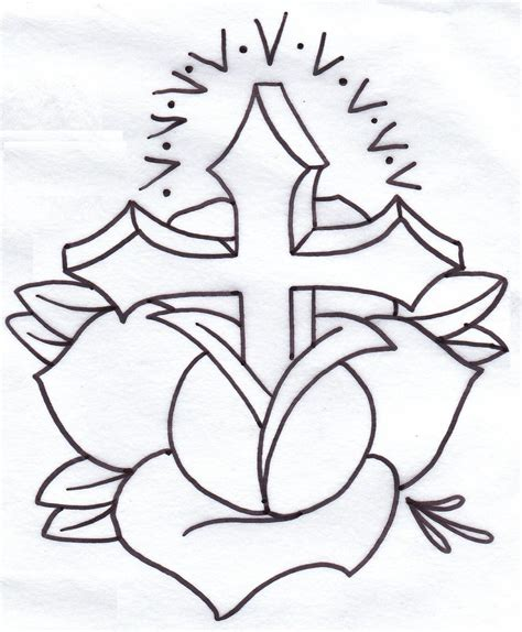 tattoo ideas easy to draw cool designs to draw easy to draw cross designs