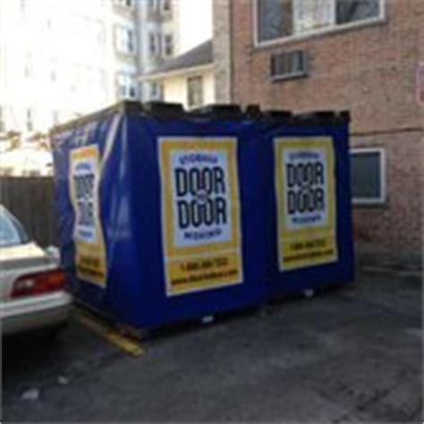 Door To Door Moving Pods by Door To Door Storage Moving Closed 17 Photos Self