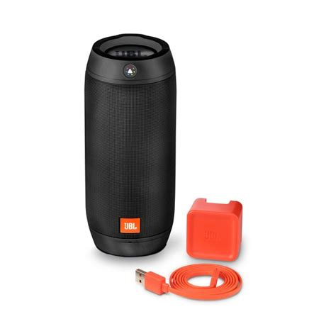Jbl Pulse Speaker jbl pulse 2 splashproof bluetooth speaker with light show