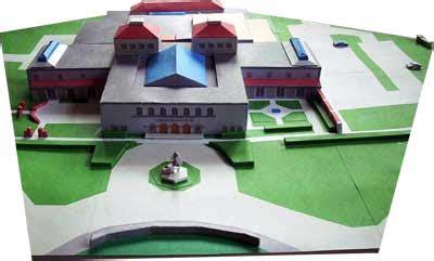 Papercraft Museum - chrysler museum of papercraft paperkraft net free