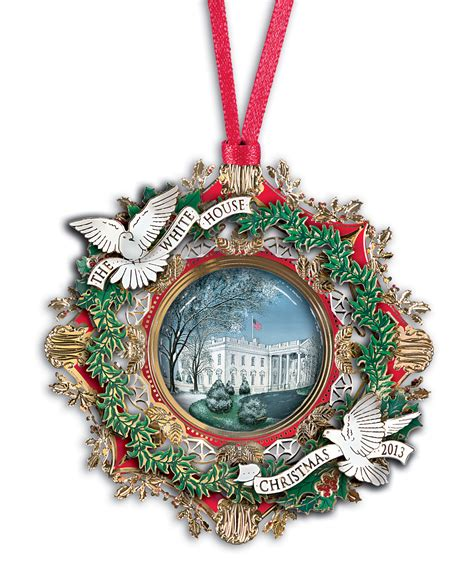 where to buy white house christmas ornament holiday gift guide 10 striking unique christmas ornaments