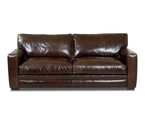 leather sleeping sofa comfort design chicago sleeper sofa cl1009slp