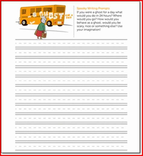 writing templates for 3rd grade study skills worksheets for middle school fioradesignstudio