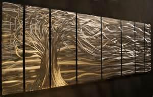 interior design trends 2015 creative metal wall ideas