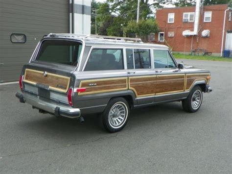 1988 Jeep Grand Wagoneer Mpg 1988 Jeep Grand Wagoneer Fuel Mileage