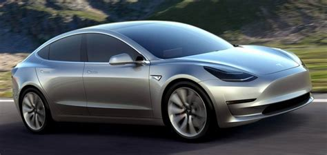 Where Is Tesla Built After Ten Years Of Waiting Tesla Model 3 For 2017