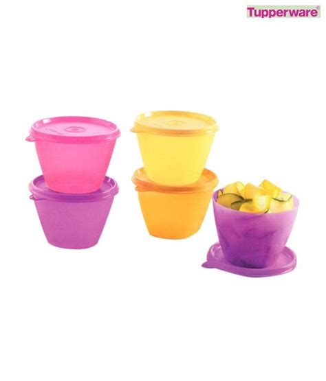 Tupperware Multi Bowl Set tupperware bowled 450 ml set of 2 by tupperware quotes