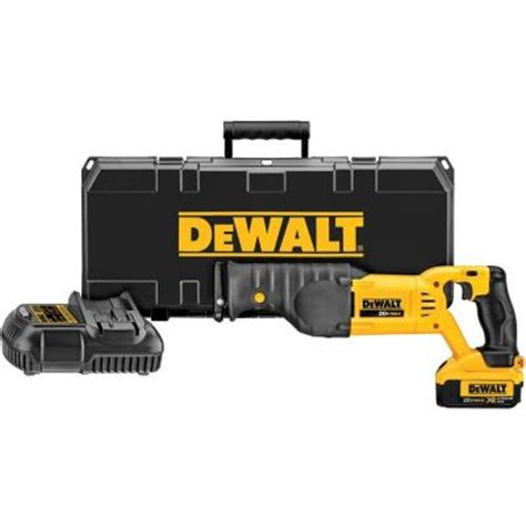 dewalt 20 volt max lithium ion cordless reciprocating saw