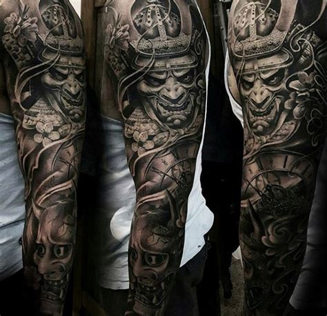 demon sleeve tattoo designs 50 tattoos for inconceivable ink design