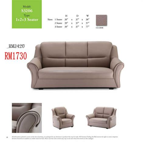 Sofa Ruang Tamu Malaysia sofas lshape and 321 sets ideal home furniture