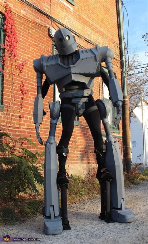 iron giant costume