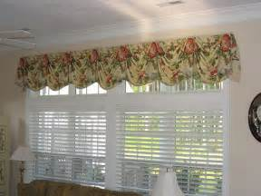 tropical valance empire swag valance tropical flowers flickr photo