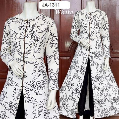 Gambar Baju Muslim Zalora referensi baju muslim batik yang paling diminati hi jab id