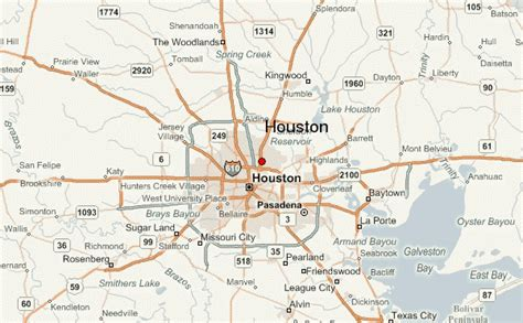 houston mapa houston weather forecast