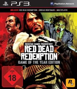 Bd Ps3 Dead Redemption Of The Year Edition ps3 1 01 dead redemption of the year edition rival gamer gaming community