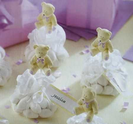 Teddy Baby Shower Favors by The World S Catalog Of Ideas