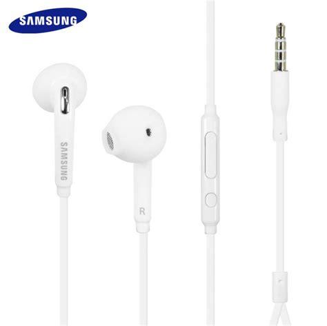 Samsung Original Stereo Headset Eg920 Putih samsung headset stereo eo eg920 слушалки с микрофон и