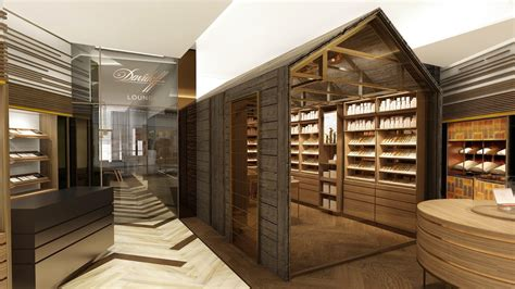 Nyc Home Decor Stores by Cigar News Davidoff To Add Third Flagship Store In New York