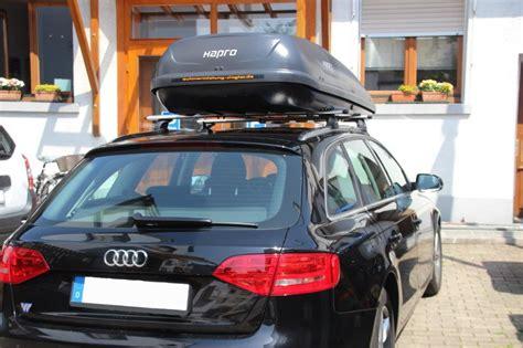 Audi A4 Dachbox by Dachbox F 252 R Ihren Audi In Karlsruhe Mieten