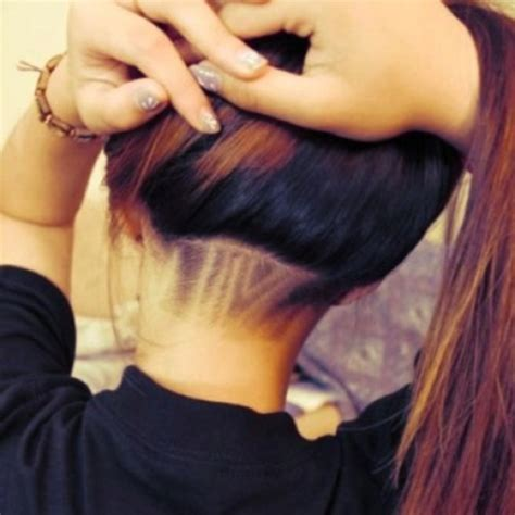 shaved haircut designs tumblr 12 nape undercut hairstyle designs strayhair