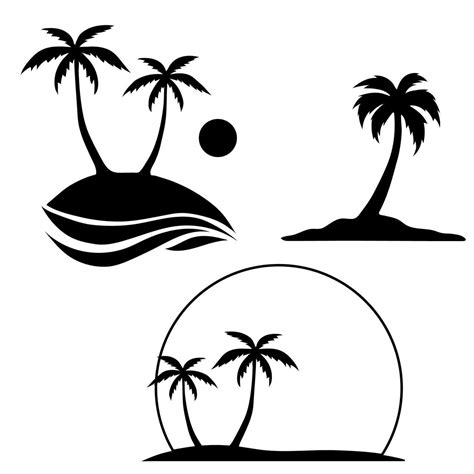 palm tree svg free palm tree svg cut file craftables