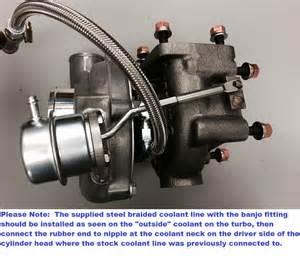 gt2871r bolt on turbo kit for mazdaspeed3 2007 thru 2014