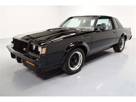 buick regal gnx classic buick regal for sale on classiccars 24 available