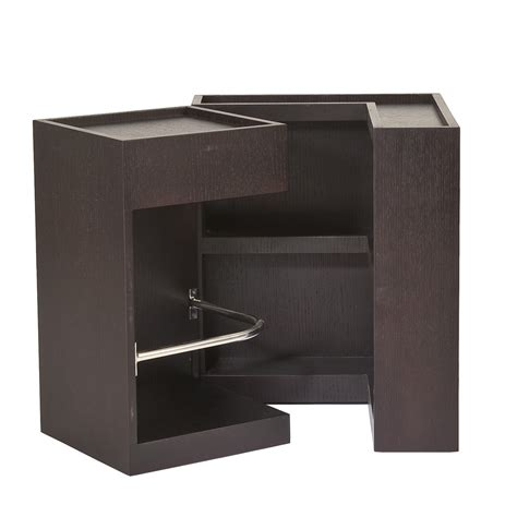 bar side table bar side table affordably modern touch of modern
