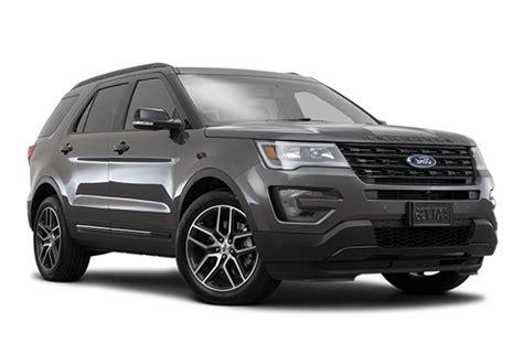 Compare Ford Explorer To Jeep Grand Compare The 2016 Jeep Grand Vs Ford Explorer