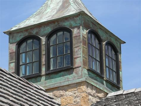copper roof copper roofing and siding