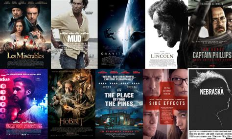 famous movies the best movies of 2013 movie review world